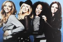 Little Mix <3 / The girls who make me feel not insecure about my body. I love them. / by Brianna