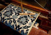 tessitura - tissage