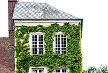 Exteriors / Beautiful & interesting houses, apartments and gardens/