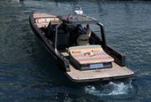 MissoniHome on Told U So by Molori Design / MissoniHome for yacht Told U So and its tenderTold U Twice