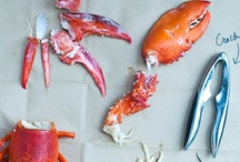 Get Crackin'  / Inspiration for a father's day or any day lobster themed feast.