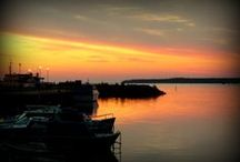 Sunsets / Pictures from my home country, photographed by me :) (C) A.K