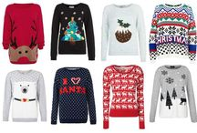Christmas jumpers on www.theotherdress.co.uk / Christmas jumpers