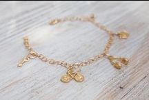 CHARMS BRACELETS / charms bracelets from goldfield choose your own charms http://www.nardit.co.il/Bracelet.aspx?pid=6