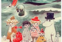 tove Jansson / Because she makes me dream