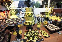 Candy Buffets & Dessert Bars