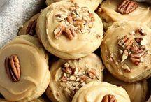 Cookies, Brownies, Bars & Slices