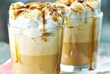 Milkshakes Smoothies Coffee Chocolate