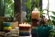 Flickering Flames / See our new candles in collaboration with Apothia.