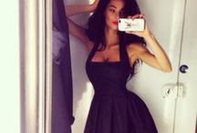 Fashion selfie