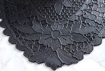 Doilies // IN DEFENSE OF / The decorative doilies used by many Greek Yiayia's