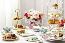 Afternoon and High Tea