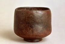 Japanese Pottery, Named / by Sam S