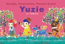My works / Illustration,picture book,design