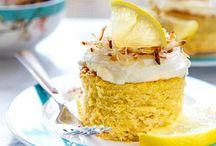 Mini Cakes, Muffins, Friands