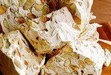 Truffles, Bark, Confectionery, Marshmallows