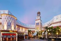 Shopping Centres and Malls around the World