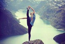 Yoga, yogini ❤️ / Yoga