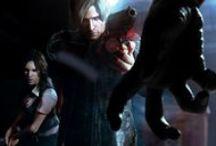 Resident Evil / Resident Evil... Una de mis sagas favoritas. Aquí podrás encontrar imagenes de este gran videojuego. Si te gusta tanto como a mi, no dejes de seguir mi tablero!
