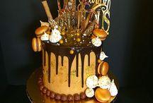 Cakes:  Drip