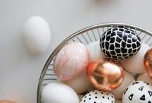 Easter Decorations & Ideas / Easter decoration ideas.