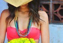 Jewelry | Necklaces / by Daisy Osinga