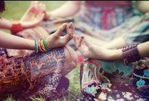 * Yoga & Namaste *