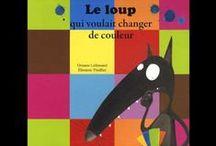 ECOLE MATERNELLE contes et albums / by Chrys