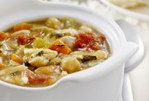 Vegetable Soup Recipes / Vegetable Soup Recipes