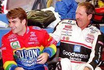 NASCAR - JEFF GORDON / Jeff Gordan - Nascar Elite. / by Rick Yeager