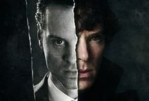 Sherlock /  ,,I may be on the side of the angels but don't think for one second that I am one of them.""