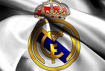 "Hala Madrid! / ,,White blood in my veins, pure football in my heath. Hala Madrid!"""