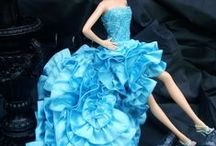 BARBIES Fashion / by صالون سيبال - Salon Sibelle