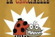 Croqu'albums 2014-2015 / Sélection du Prix Croqu'album de l'ESPE Centre Val de Loire année 2014-2015