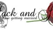 Jack and Jill are getting married / Customized outside weddings