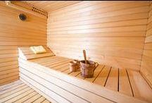 Balnéothérapie | Sauna et spa / Profitez du plaisir de la balnéothérapie à domicile avec nos spas gonflables, saunas...