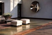 interior modern / Modern and contemporary interiors