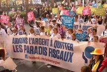 Campagne Aidons l'argent à quitter les paradis fiscaux (2011)