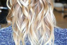 Hair and makeup :)