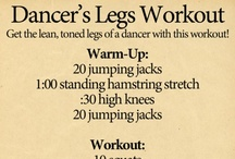 Workout ideas / by Premier Ballroom