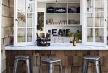 Lounge hutje