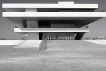 architecture / XX and XXI century architecture