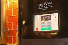 Sous Vide Supreme / Water Oven system