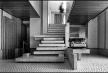 stairs / stairs, steps, railings