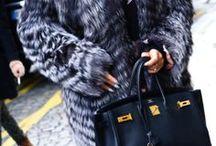 DETAILS / 2.0 fashion icons love furs.
