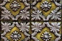 tile and azulejo