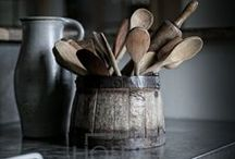 kitchen rustic, classic & outdoor