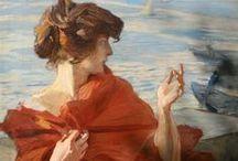 XIX century art