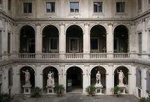 palace villa castle / civil and military architecture before XX century / by marta bastianello