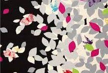 Inspirations en tout genre : fringues, motifs, couleurs, etc...